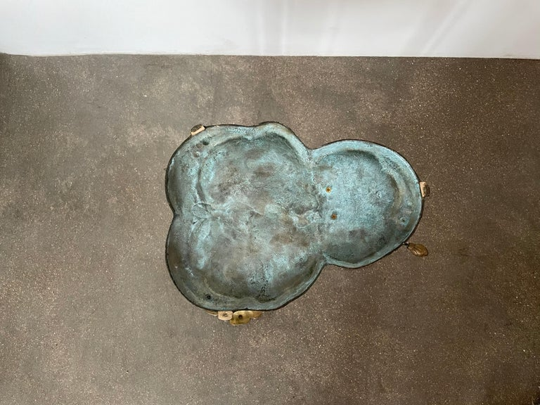 1970's French Artisanal Coffee Table  For Sale 13