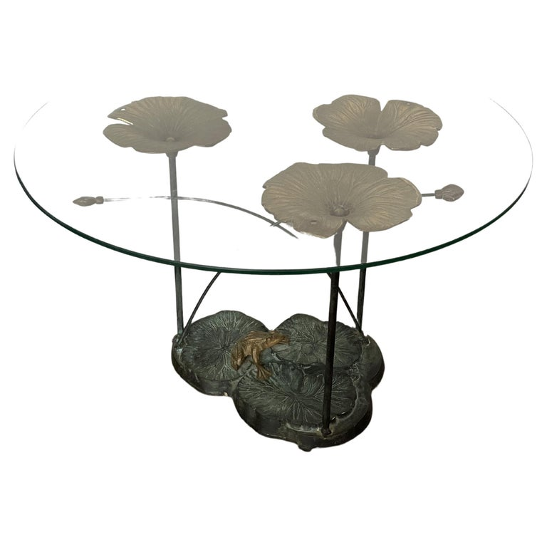 1970's French Artisanal Coffee Table  For Sale