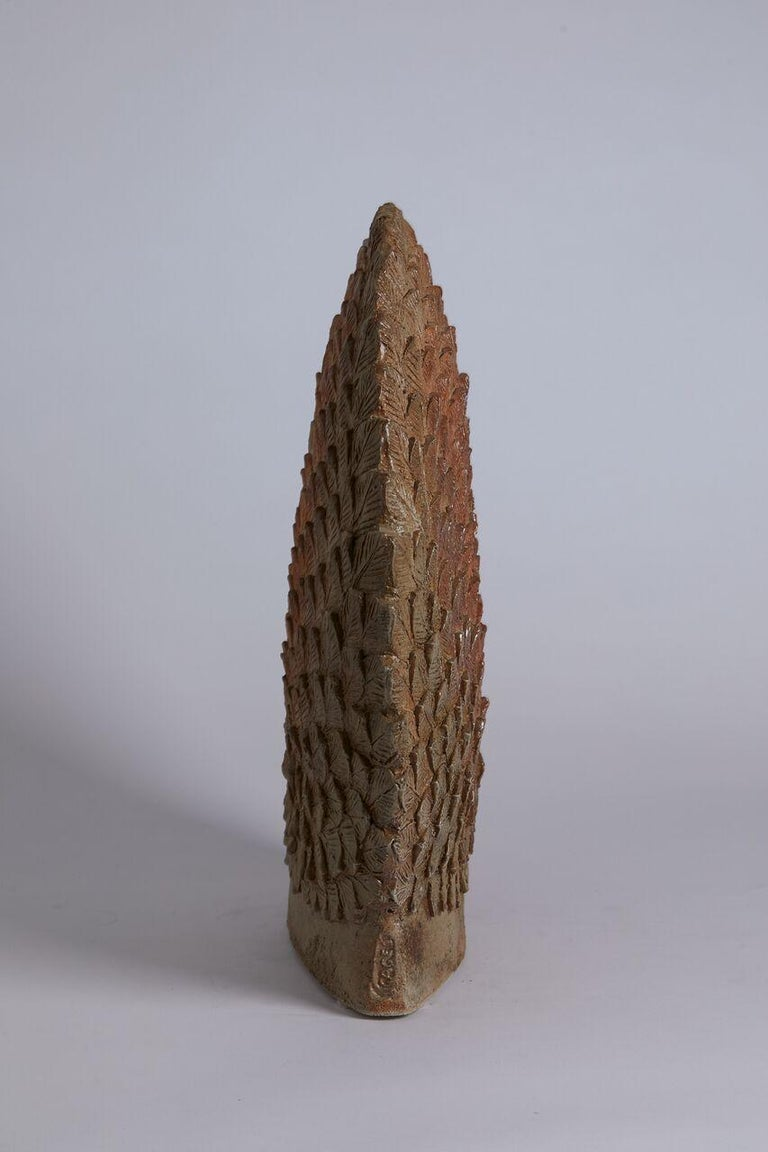 Late 20th Century 1970s French Gaget Vallauris Ceramic Arbre Sculpture For Sale