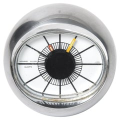1970s George Nelson Irving Harper Eyeball Desk Clock by Howard Miller