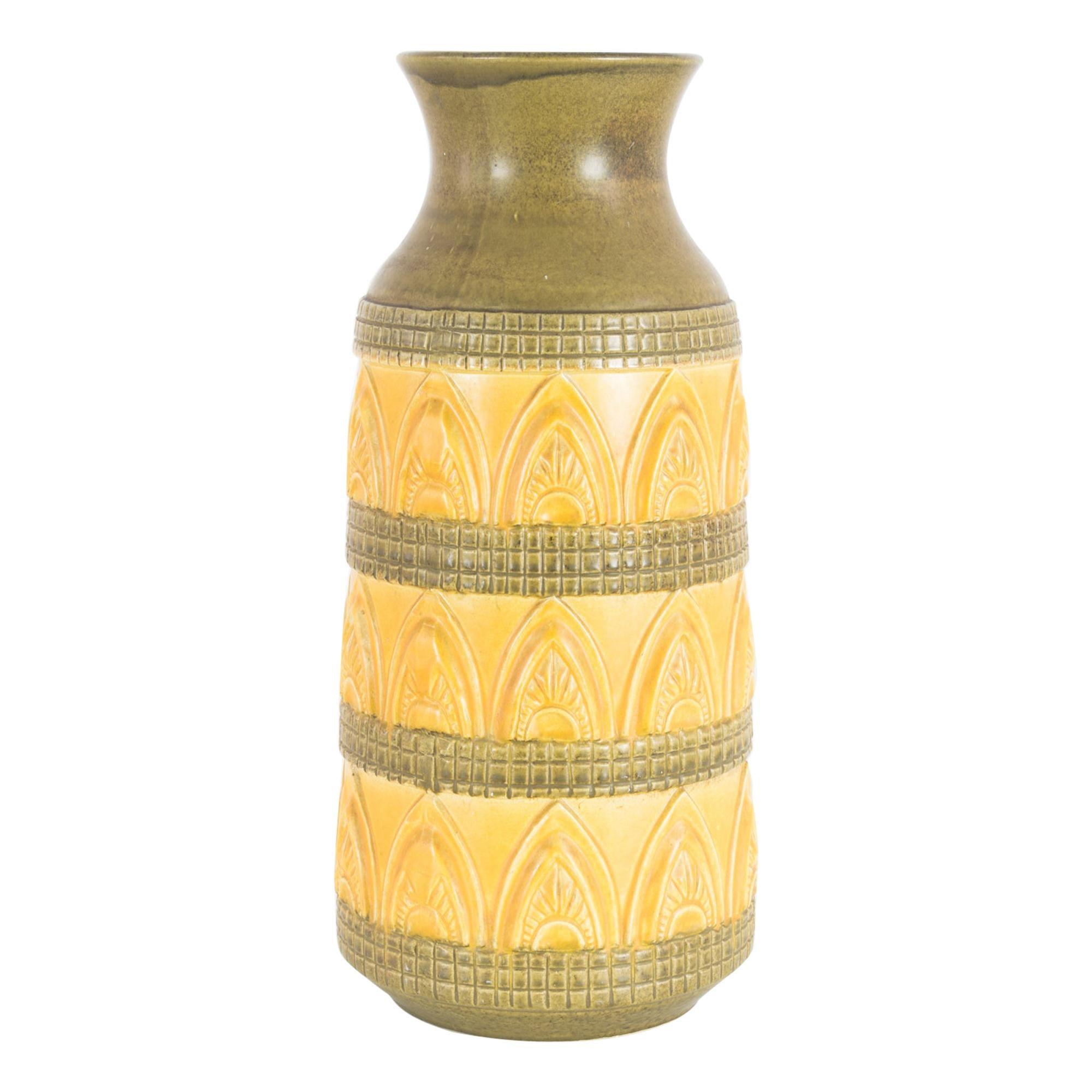 1970s German Ceramic Vase