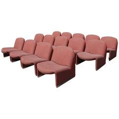 """1970s Giancarlo Piretti """"Alky"""" Chair"""