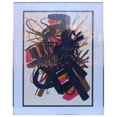1970s Greg Copeland Abstract Artwork