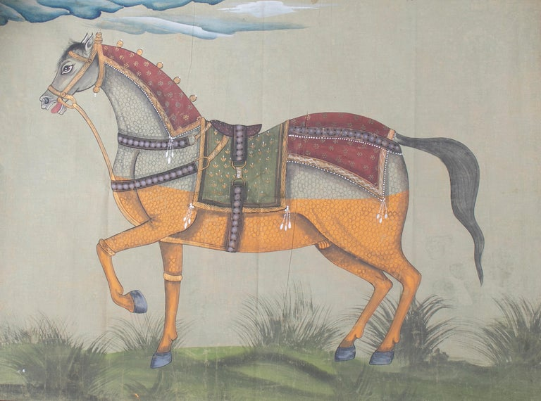 1970s Indian painting