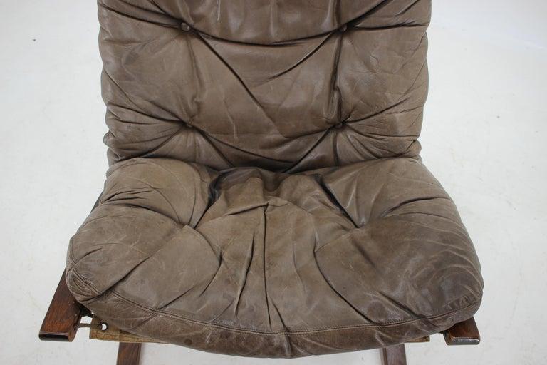 1970s Ingmar Relling Siesta Chair for Westnofa, Norway For Sale 2