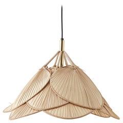 1970s Ingo Maurer Uchiwa Pendant Light for Design M
