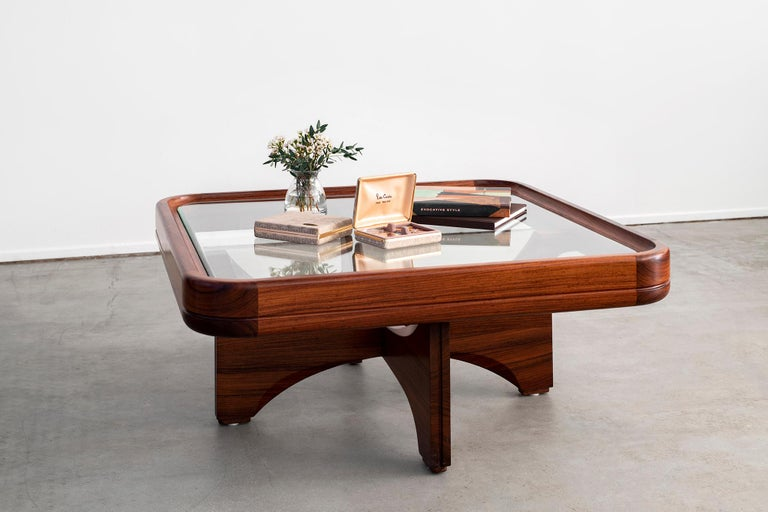 1970s Italian Coffee Table For Sale 8