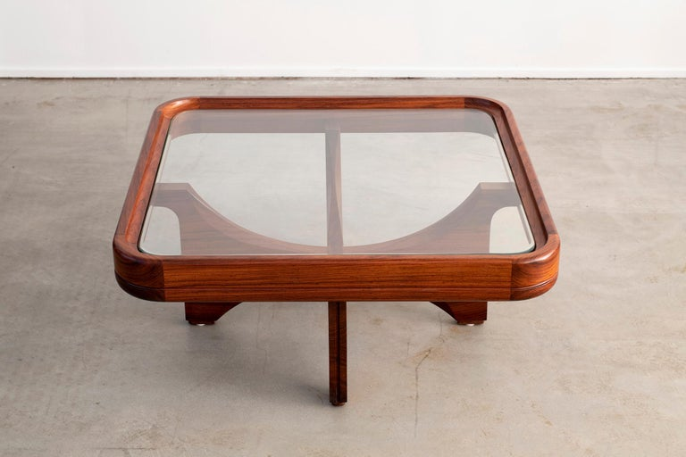 Mid-20th Century 1970s Italian Coffee Table For Sale