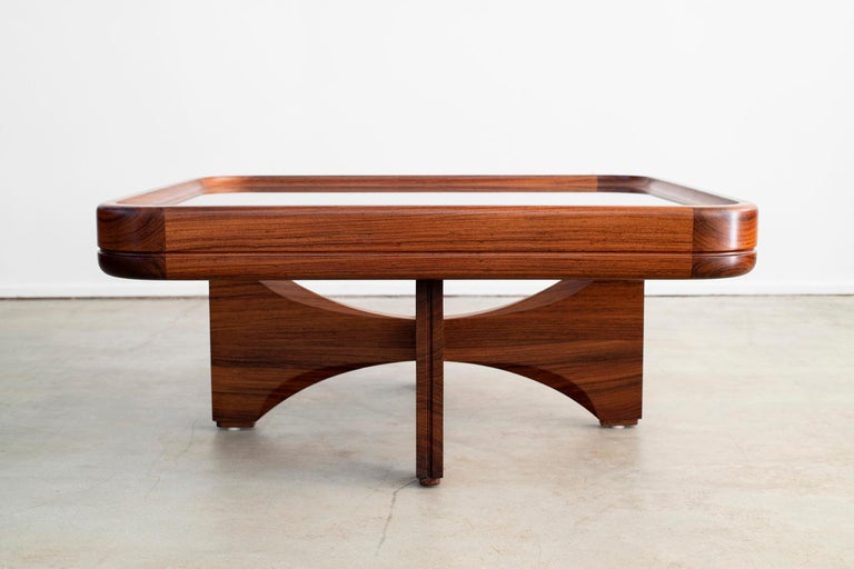 1970s Italian Coffee Table For Sale 1
