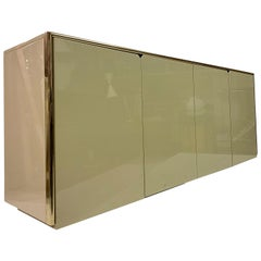 Brass Case Pieces and Storage Cabinets