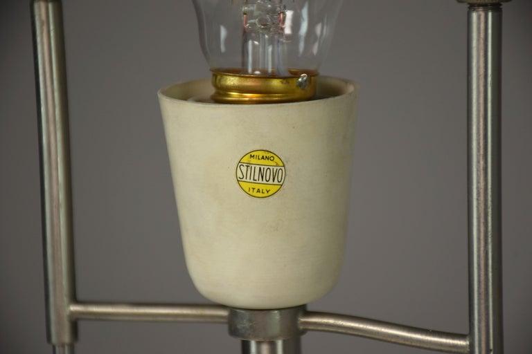 1970's Italian Stilnovo Table Lamp For Sale 7