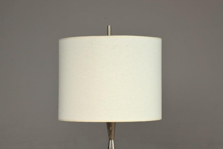 Mid-Century Modern 1970's Italian Stilnovo Table Lamp For Sale