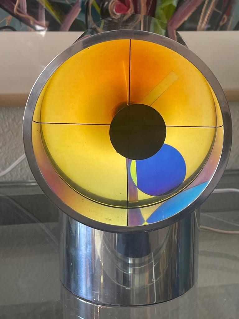 1970's Kirsch Hamilton Aurora Clock with Original Box For Sale 12