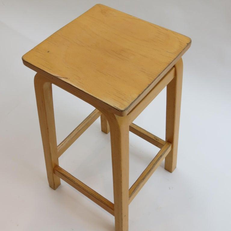 1970s Laboratory School Stools by James Leonard for Esavian, UK For Sale 3