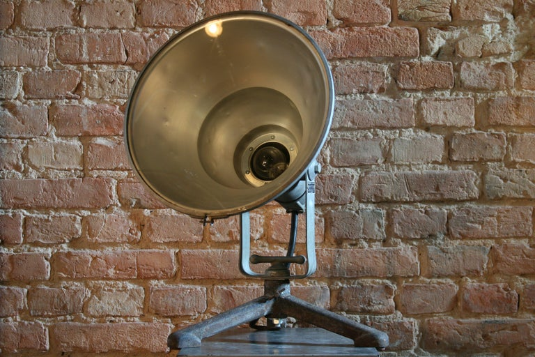 1970s Large Military Floodlight Type V For Sale At 1stdibs
