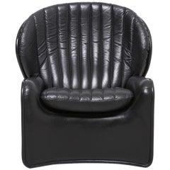"""1970er Jahre """"Lotus"""" Chair von Andre Vandenbeuck"""