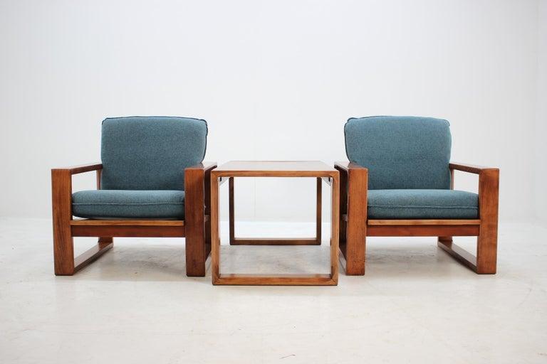Czech 1970s Lounge Set from Miroslav Navratil For Sale