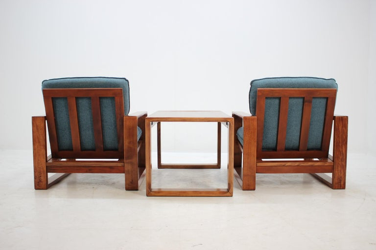 1970s Lounge Set from Miroslav Navratil In Good Condition For Sale In Barcelona, ES