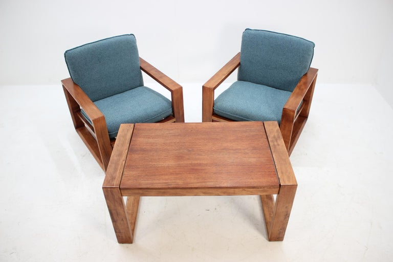 Late 20th Century 1970s Lounge Set from Miroslav Navratil For Sale