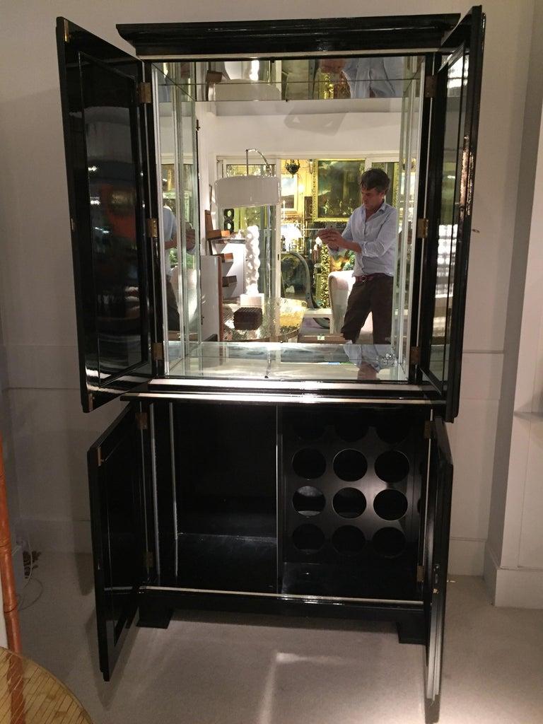1970s Maison Jansen Cabinet For Sale 1