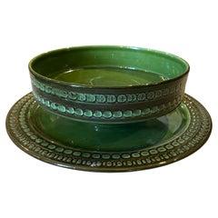 Mid-Century Modern Serving Bowls