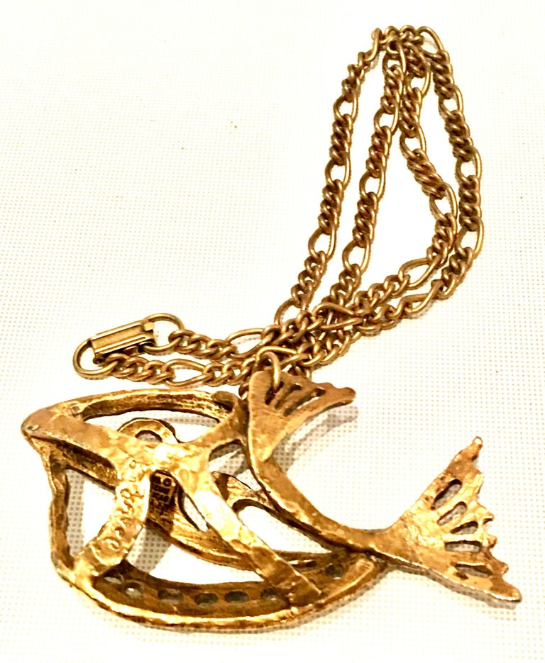 1970'S Monumental Gold