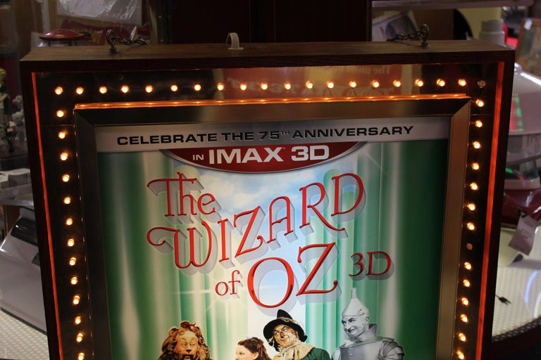 Wizard of Oz and extra slides Perfect to light up any room!