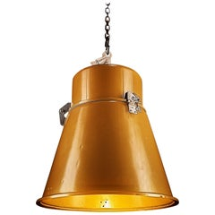1970s ORP-125 Industrial Lamp