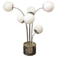 1970s Pia Guidetti Crippa for Lumi Table Lamp