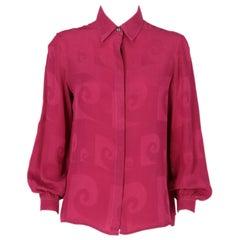 1970s Pierre Cardin Jacquard Shirt