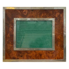 1970s Richard Ginori Mid-Century Modern Italian Picture Frame