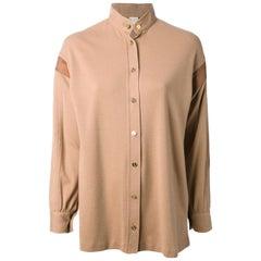 1970s Roberta Di Camerino Contrast Shirt