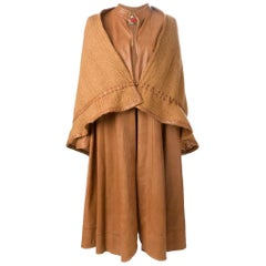 1970s Roberta Di Camerino Two-Piece Suit