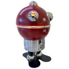 1970s Robot Lamp