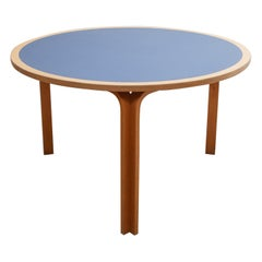 Rud Thygesen, Johnny Sørensen Round Dining Table for Magnus Olesen, Denmark
