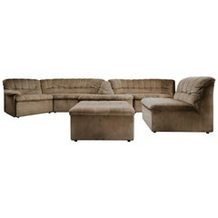 1970s Sectional Sofa by Laauser