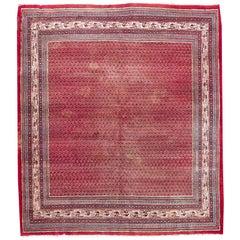 1970s Seraband Persian Rug