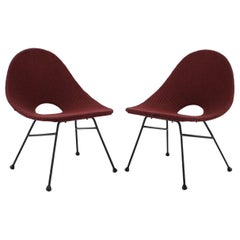 1970s Shell Chair, Set of 2