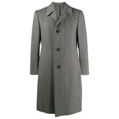 1970s Simon Ackerman Herringbone Coat