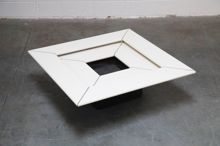 1970s Space Age Modern Cocktail Table by B&B Italia, 1970s For Sale 4
