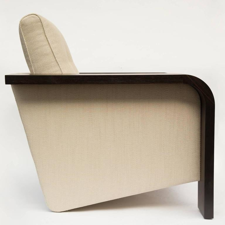 1970s Style Cocktail Lounge Chair In New Condition For Sale In London, GB