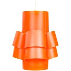 1970s Swedish Pendant Lamp by Torsten Orrling for Hans-Agne Jakobsson AB