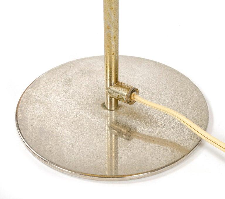 Metal 1970s Swedish Table Lamp by Torsten Orrling for Hans-Agne Jakobsson AB For Sale