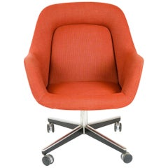 1970s Swivel Desk Chair by Max Pearson for Knoll