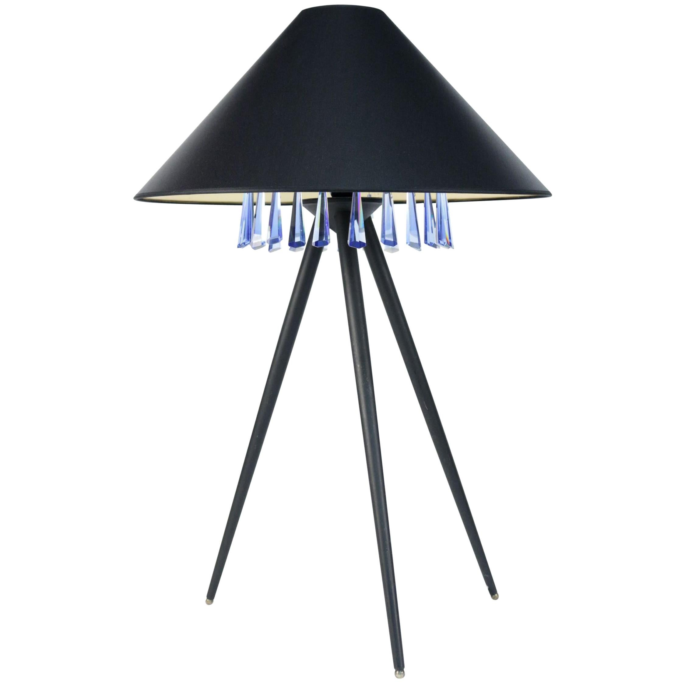 1970s Table Lamp by Chrystiane Charles, 1970 from Maison Charles