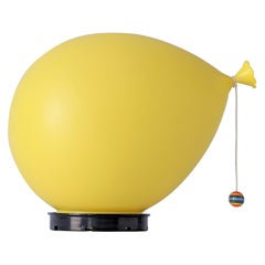 1970s Table, Wall or Ceiling Ballon Lamp by Yves Christin, Italy