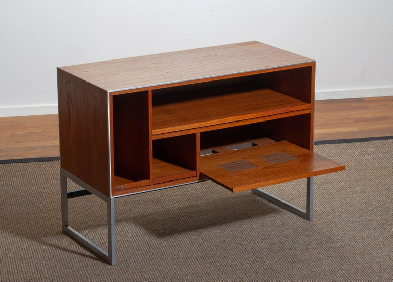 1970s Teak MC30 Audio Cabinet by Jacob Jensen for Bang & Olufsen, Denmark For Sale 2