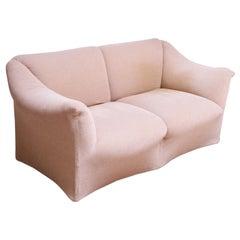 1970s Tentazione Loveseat Two-Seat Sofa by Mario Bellini for Cassina