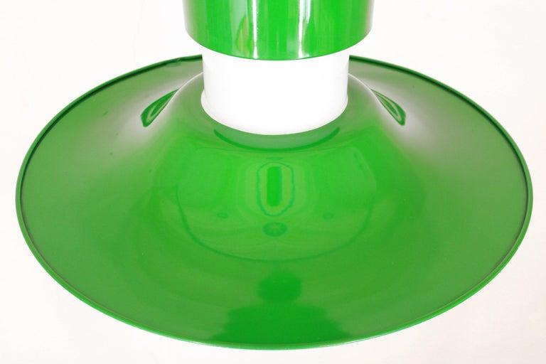 1970s Vintage Green Pendant For Sale 3