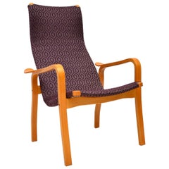 1970s Vintage Primo Armchair by Yngve Ekstrom for Swedese